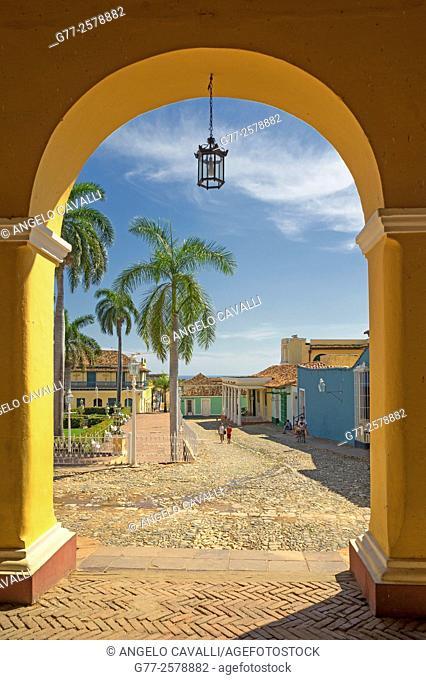 Trinidad, province  of Sancti Spiritus, Cuba