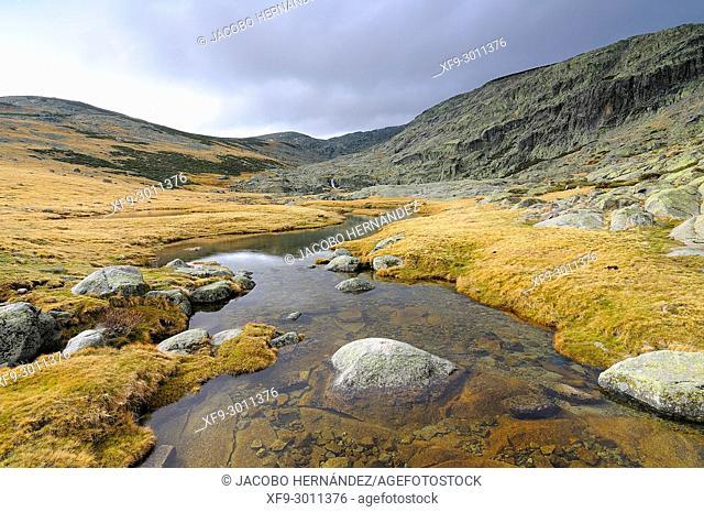 Prado de las Pozas. Gredos Mountains. Ávila province. Castilla y León. Spain