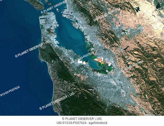 San Francisco to San Jose, California, United States