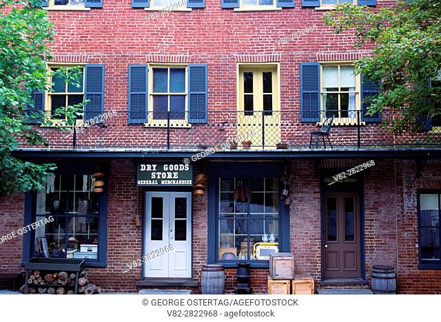Dry Goods Store, Harpers Ferry National Historic Park, West Virginia
