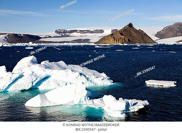 Devil Island, Antarctic Sound, Weddell Sea, Southern Ocean, Antarctica
