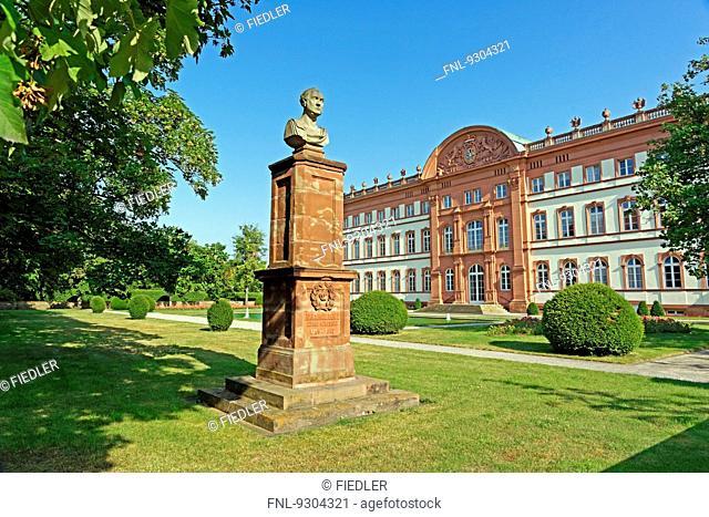 Castle Zweibruecken, Zweibruecken, Rhineland-Palatinate, Germany, Europe