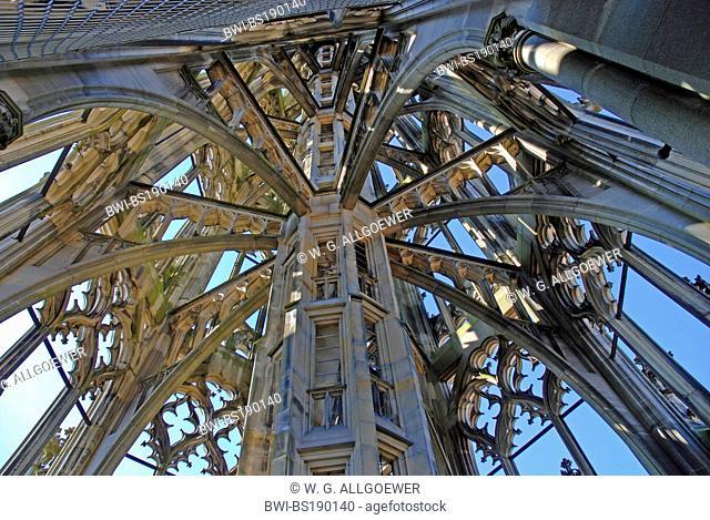 cathedral of Ulm, Germany, Baden-Wuerttemberg, Ulm