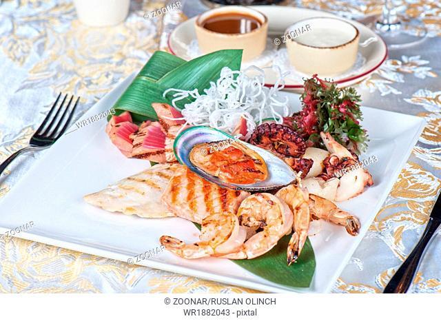 seafood mix