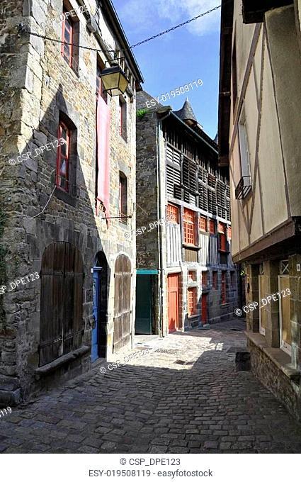 Medieval timber-framed buildings