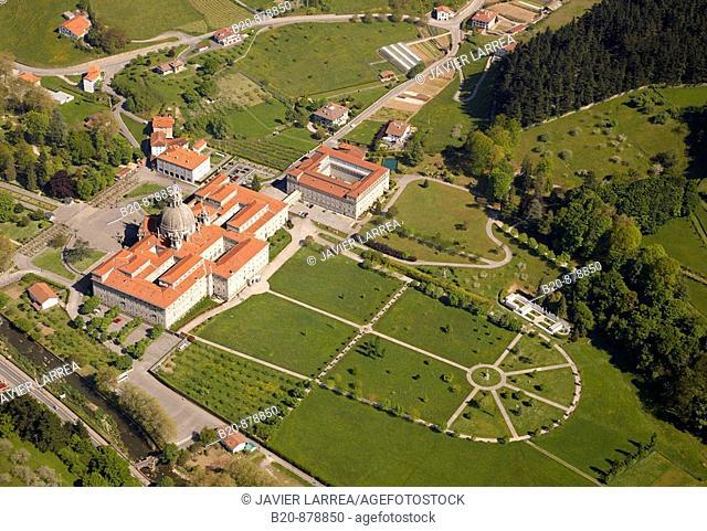 Basilica of Loyola, Azpeitia, Guipuzcoa, Basque Country, Spain