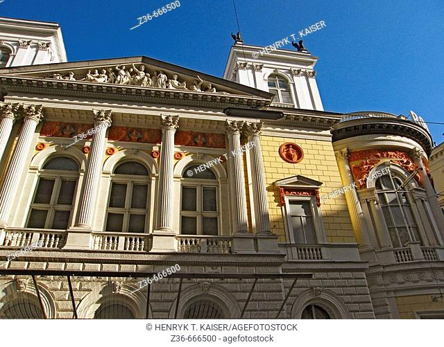 Austria, Vienna, Ronacher Theater