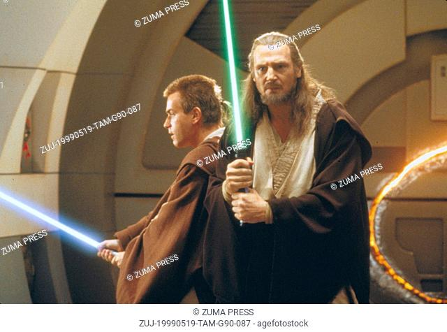 RELEASE DATE: May 19, 1999. FILM TITLE: Star Wars: Episode I - The Phantom Menace. STUDIO: 20th Century Fox. PLOT: When the evil Trade Federation plots to take...