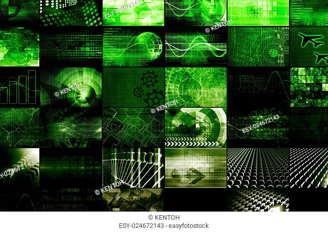 Emerging Technologies Around the World as Art