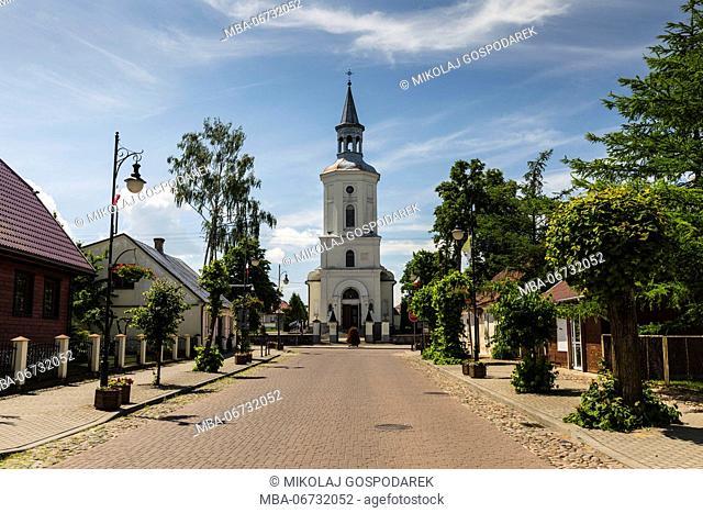 Europe, Poland, Podlaskie Voivodeship, Suprasl