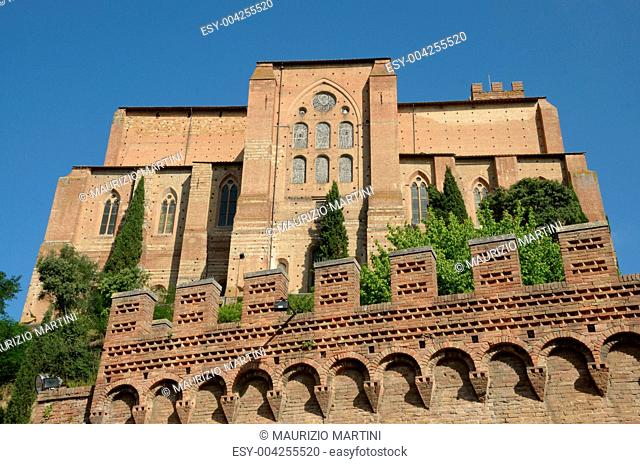 San Domenico Siena