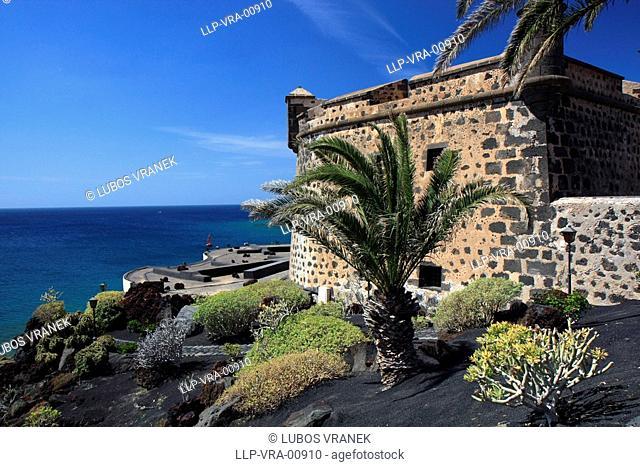 Castillo San Jose, Lanzarote