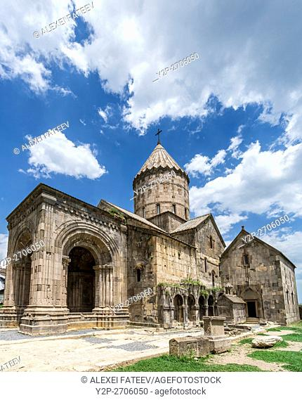 Surb Poghos-Petros church at Tatev monastery, Armenia
