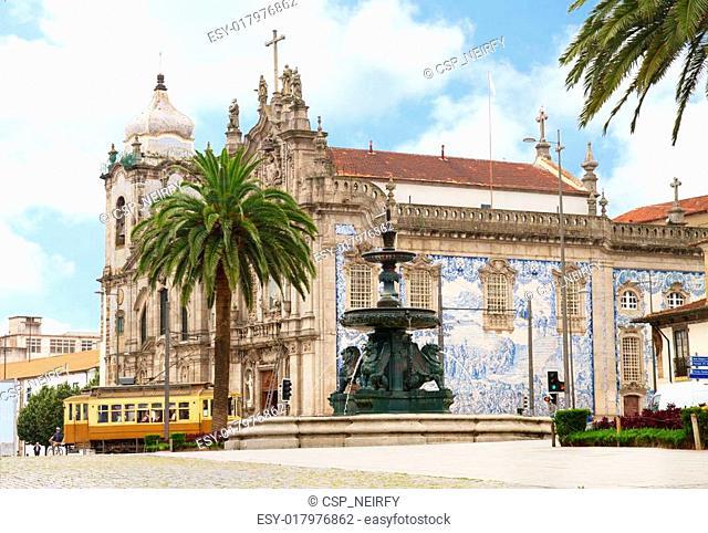 Carmelitas Church and Carmo Church, Porto, Portugal