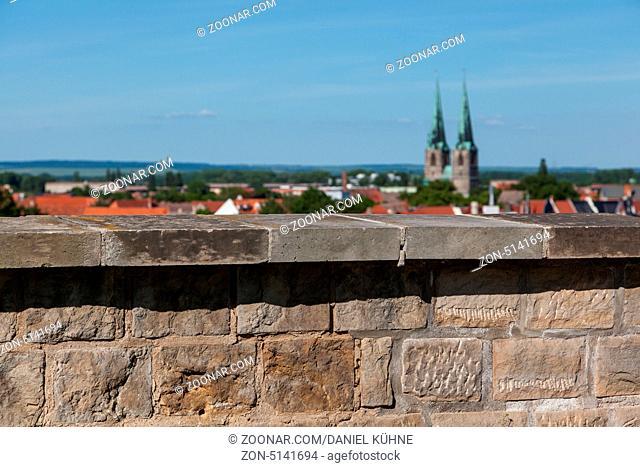 historische Altstadt Quedlinburg
