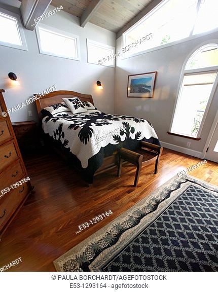 Koi Suite, Orchid Tree Bed and Breakfast, Hilo, Big Island, Hawaii, USA
