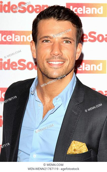 Inside Soap Awards 2014 held at the DSTRKT London - Arrivals Featuring: Danny Mac Where: London, United Kingdom When: 01 Oct 2014 Credit: WENN.com