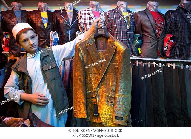 Latest fashion style in Kunduz, Afghanistan