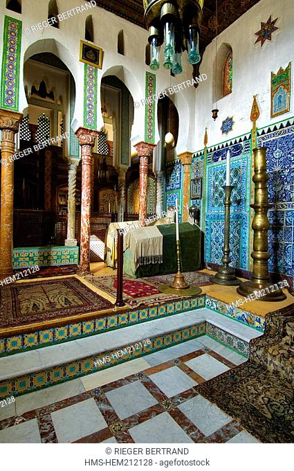 France, Charente Maritime, Rochefort, the French writer Pierre Loti's house, the Mosque ask authorization before publication