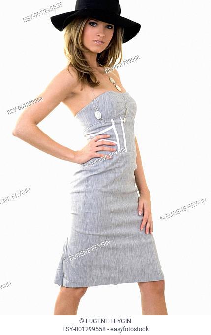 Gorgeous Fashion Model