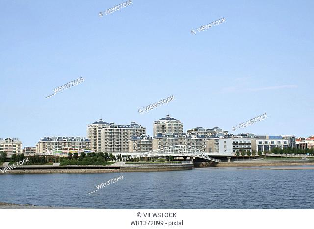 Dongying City, Shandong Province, scenery