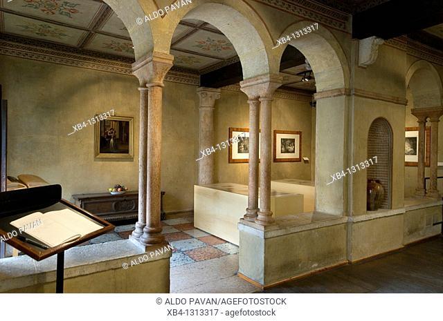 Italy, Verona, Giulietta house