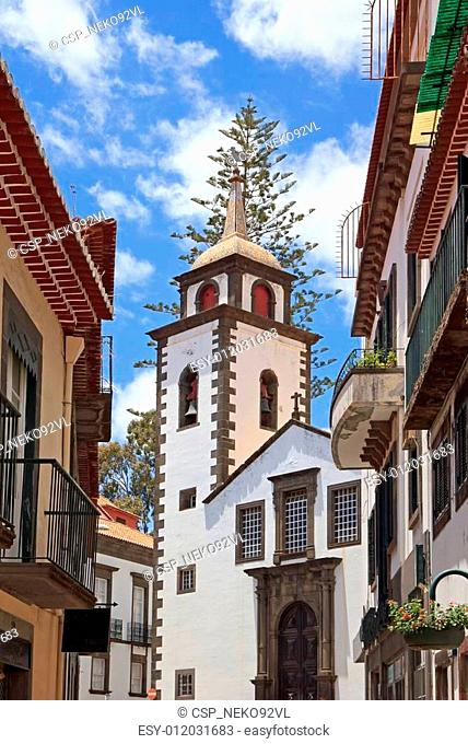 Santa Clara Church in Funchal
