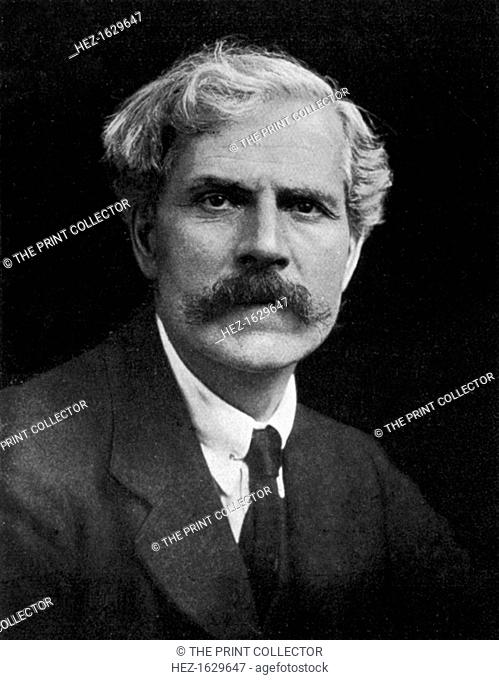 Ramsay MacDonald, British politician, c1920. Portrait of MacDonald (1866-1937), twice Prime Minister of the United Kingdom