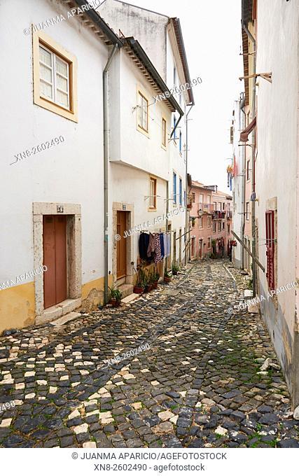 Cityscape, Lisbon, Portugal, Europe