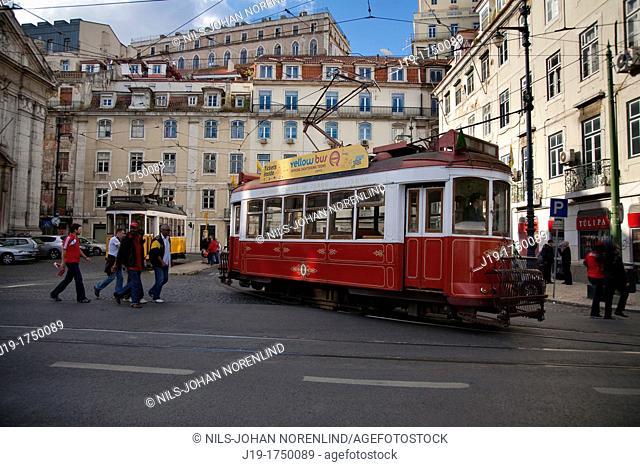 Tram,Lisboa Portugal
