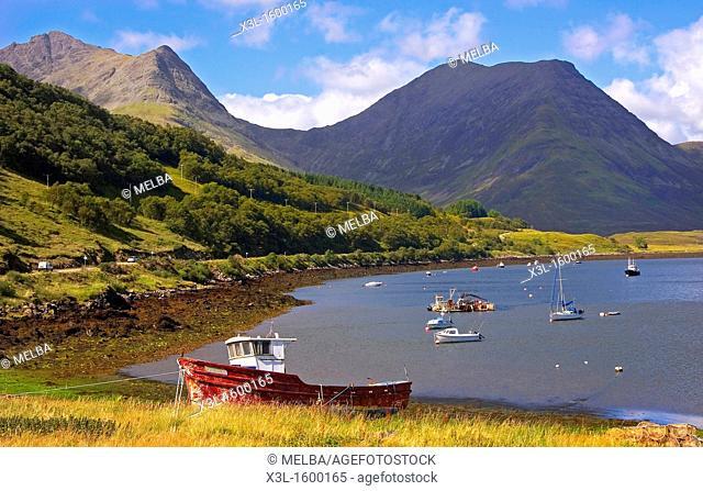 Skye Island  Scotland  United Kingdom