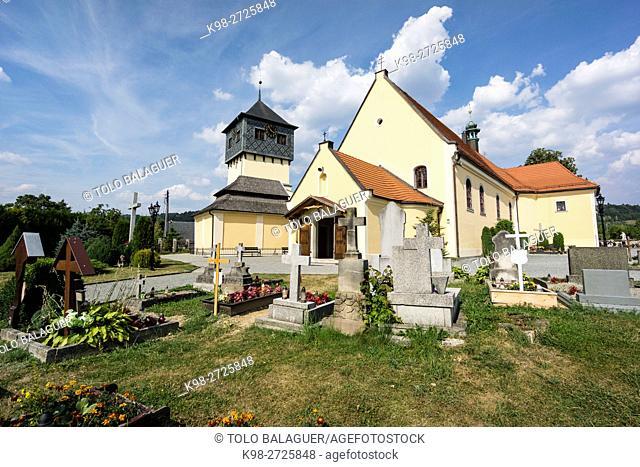 Czaszek Chapel, Czermna, Klodzko, Sudetes, Poland