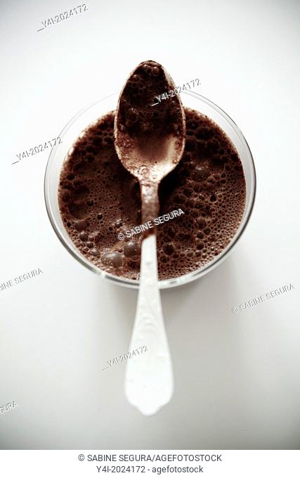 chocolate drink serie