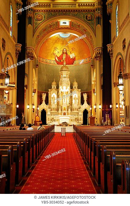 Sts Peter and Paul Church, San Francisco