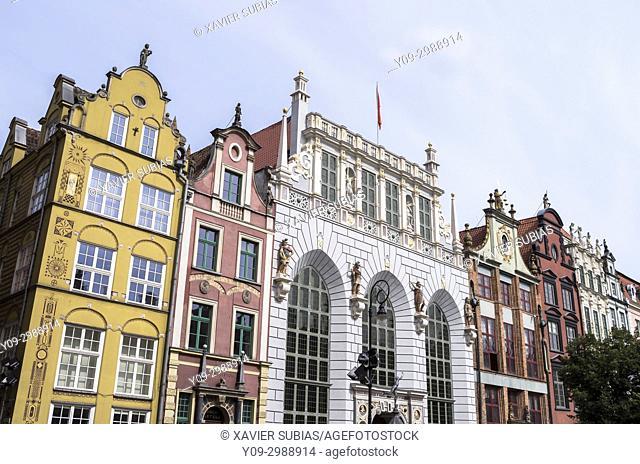 Arthur's Court, Gdansk, Poland