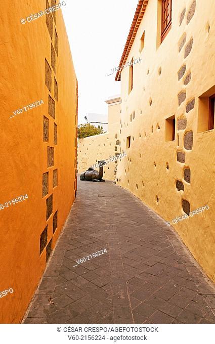 -Agüimes' Streets- Canary Island Spain