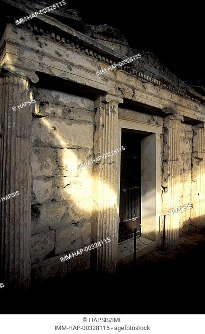 Tomb of Philip II, Vergina, Macedonia Central, Greece