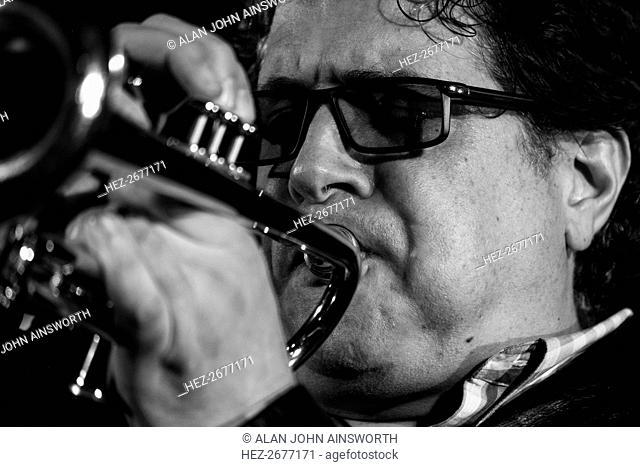 Jim Rotondi, 2015. Artist: Alan John Ainsworth