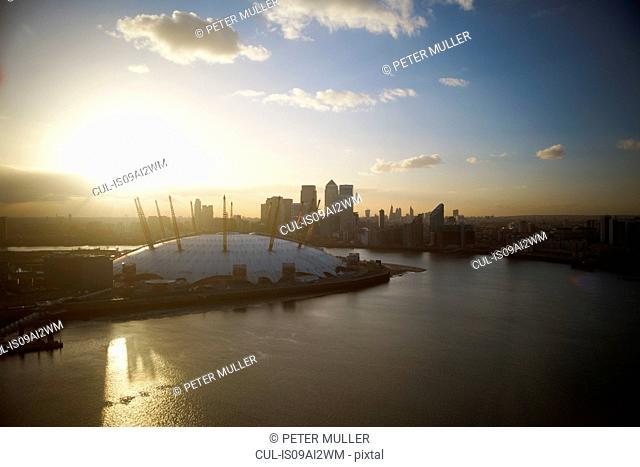 Millennium Dome, London, United Kingdom