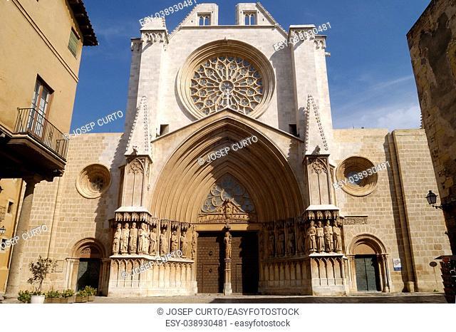 Cathedral of Tarragona, Catalonia, Spain