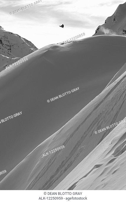 Professional snowboarder, Kevin Pearce, extreme snowboarding, Arlberg, Austria