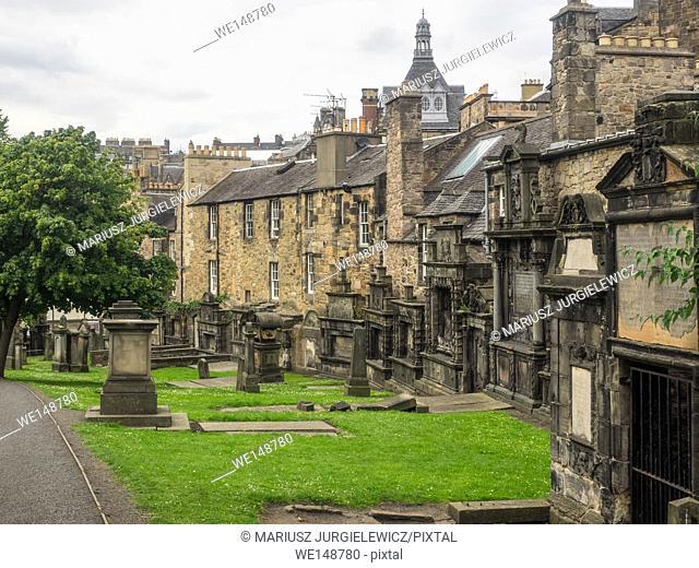Greyfriars Kirk is a parish kirk (church) of the Church of Scotland in central Edinburgh, Scotland