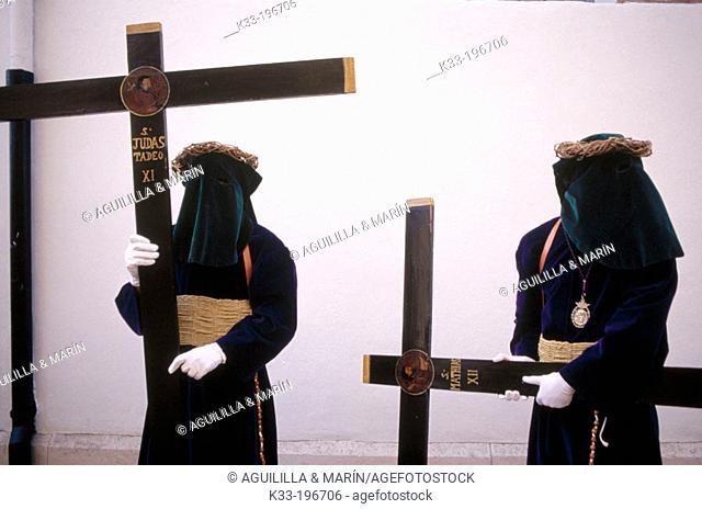 Holy Week. Archidona. Málaga province. Spain