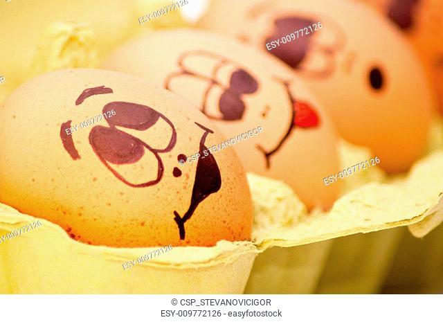 Egg heads