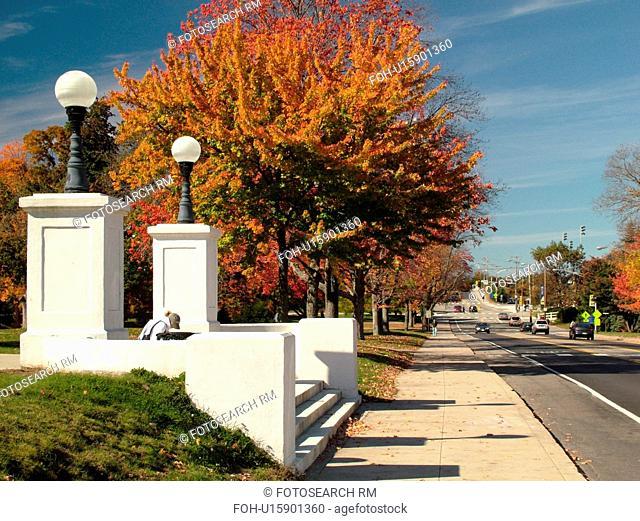 Durham, NH, New Hampshire, University of New Hampshire, Main Street