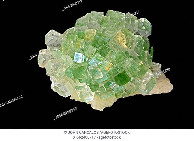 Apophyllite , India, refers to a specific group of phyllosilicates, a class of minerals. Originally, the group name referred to a specific mineral