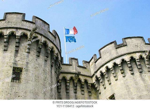 Châtel Gate, Verdun, France