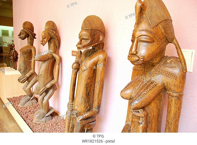 exhibition in Museum Africa