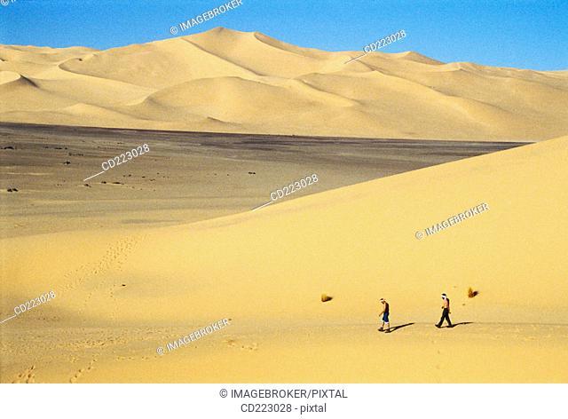 Sahara near Tassili, Algeria