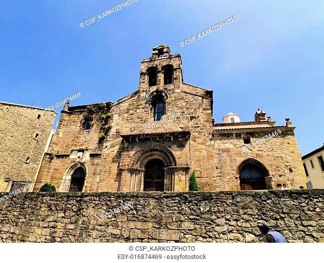 Los Franciscanos Church, Aviles, Spain